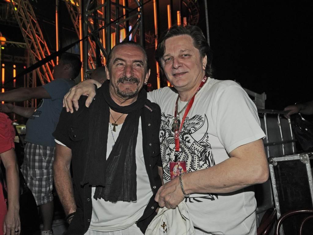 Željko Bebek i Daniel Popović