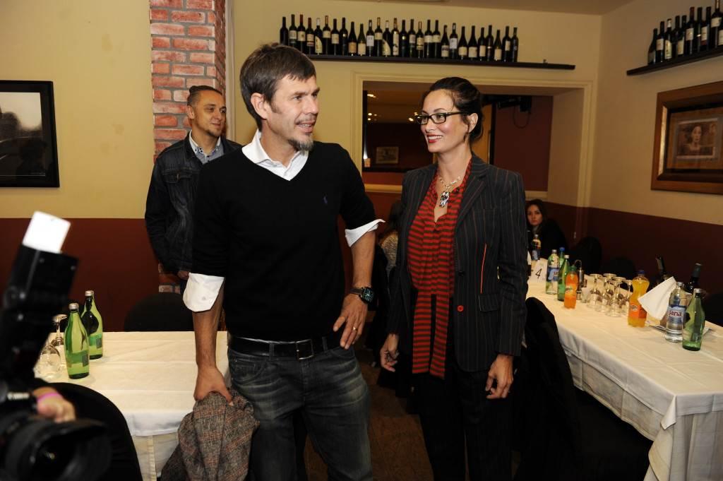 Leonarda i Zvonimir Boban