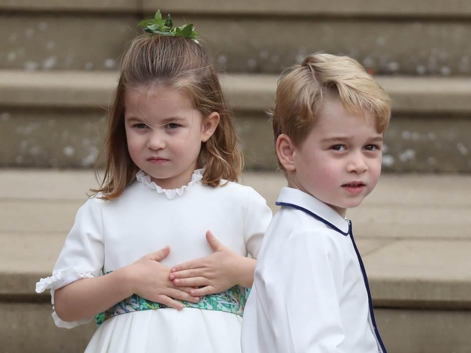 Princ George i princeza Charlotte