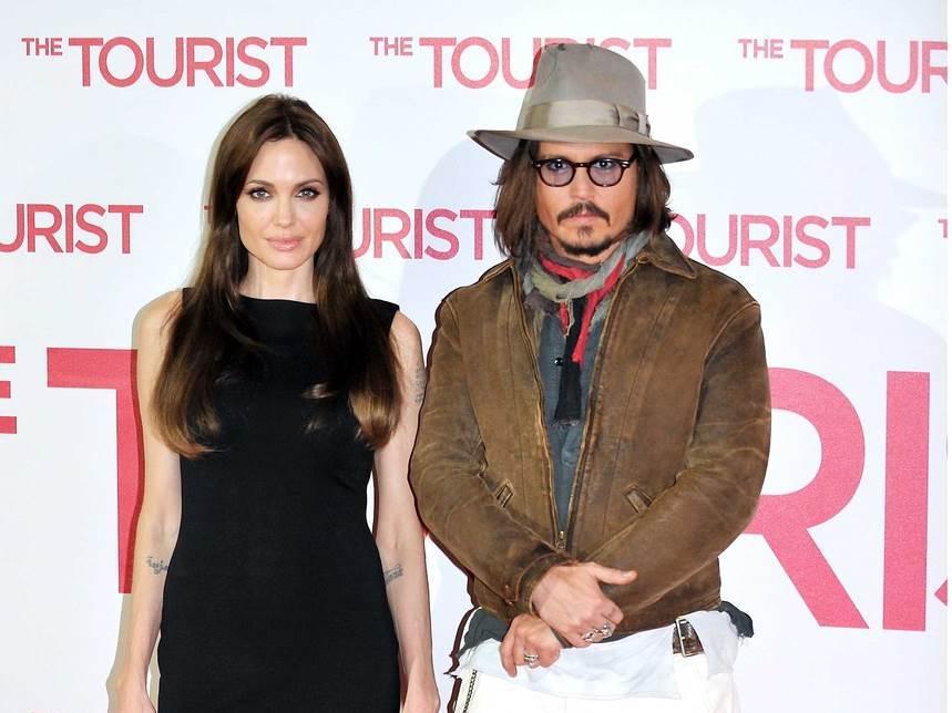 Angelina Jolie Johhny Depp