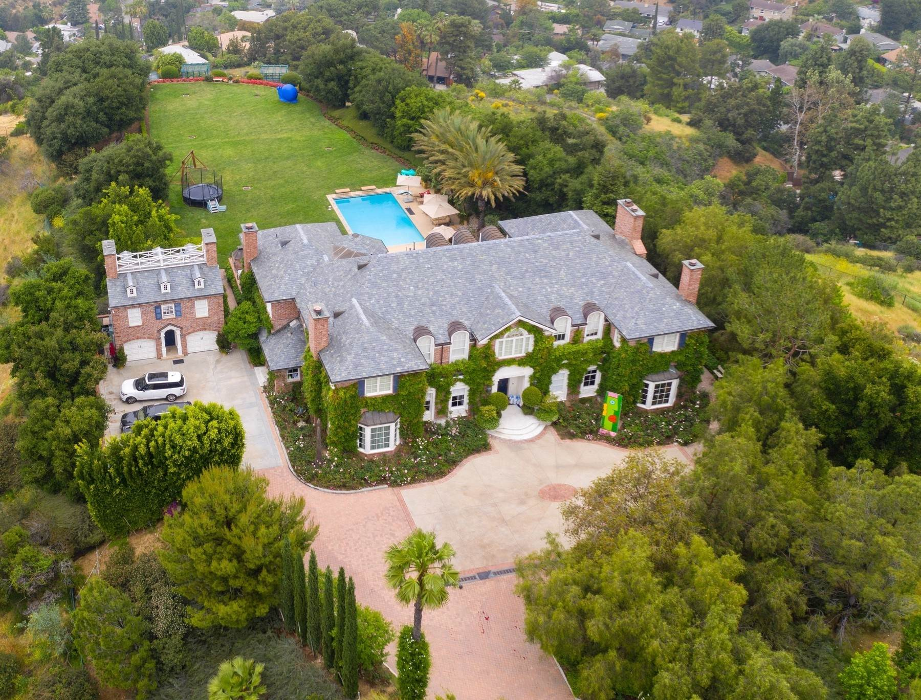 Dom Heidi Klum u Los Angelesu