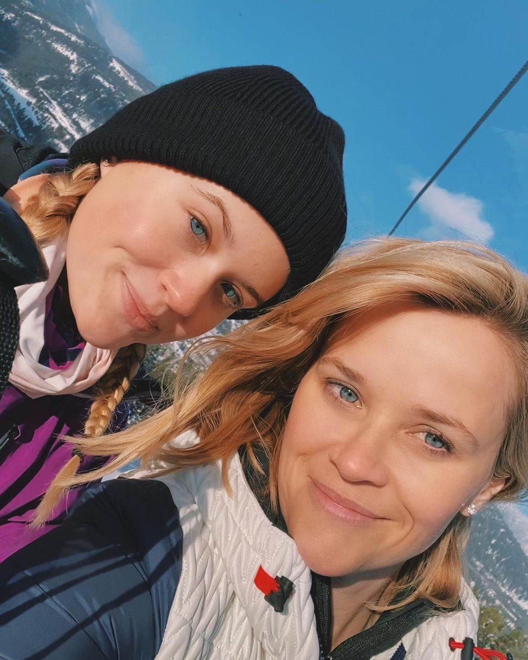 Reese Witherspoon i Ava Phillippe