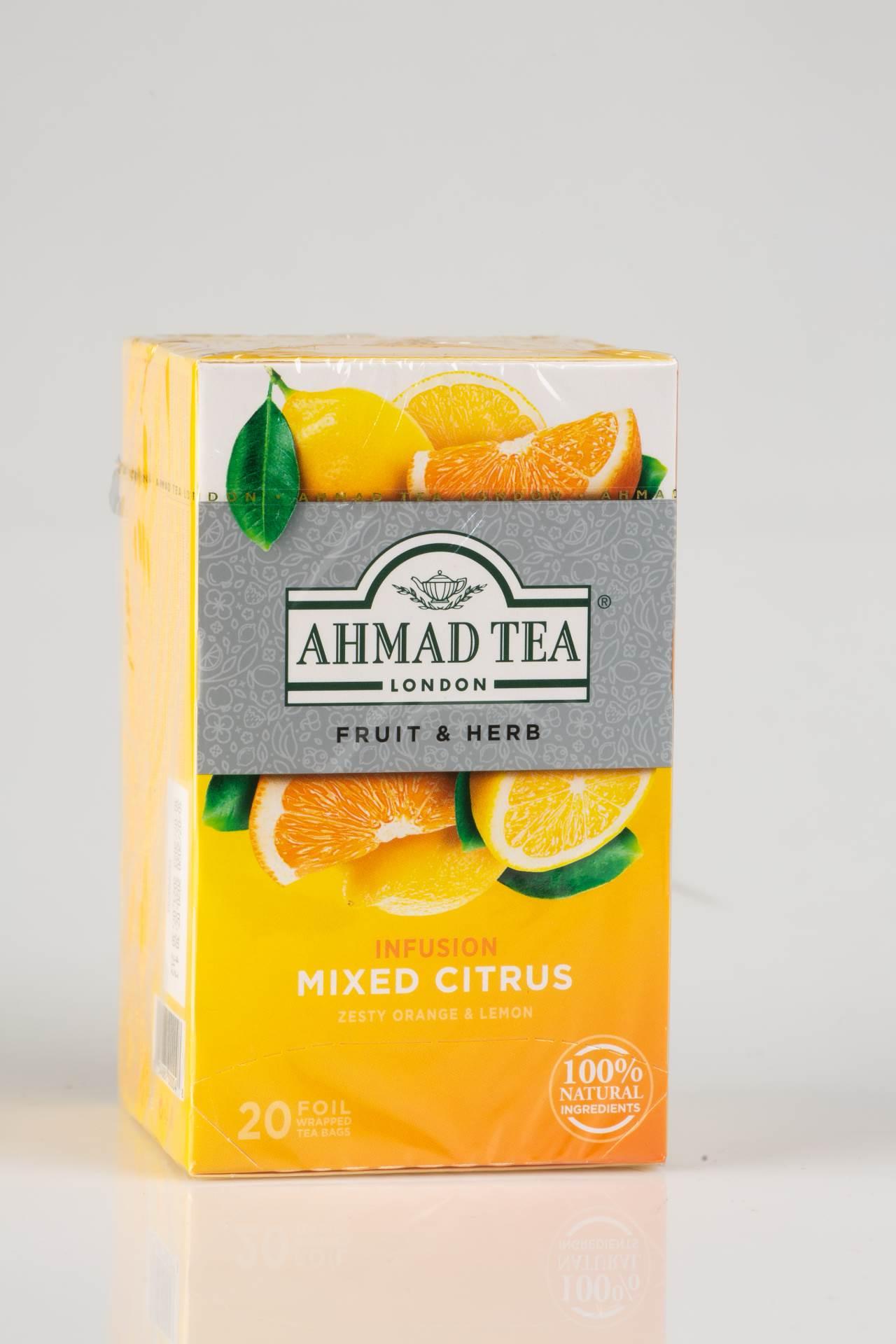 AHMAD čaj citrus mix20 fv, dm TRAJNO DOBRA CIJENA 17,90 kn