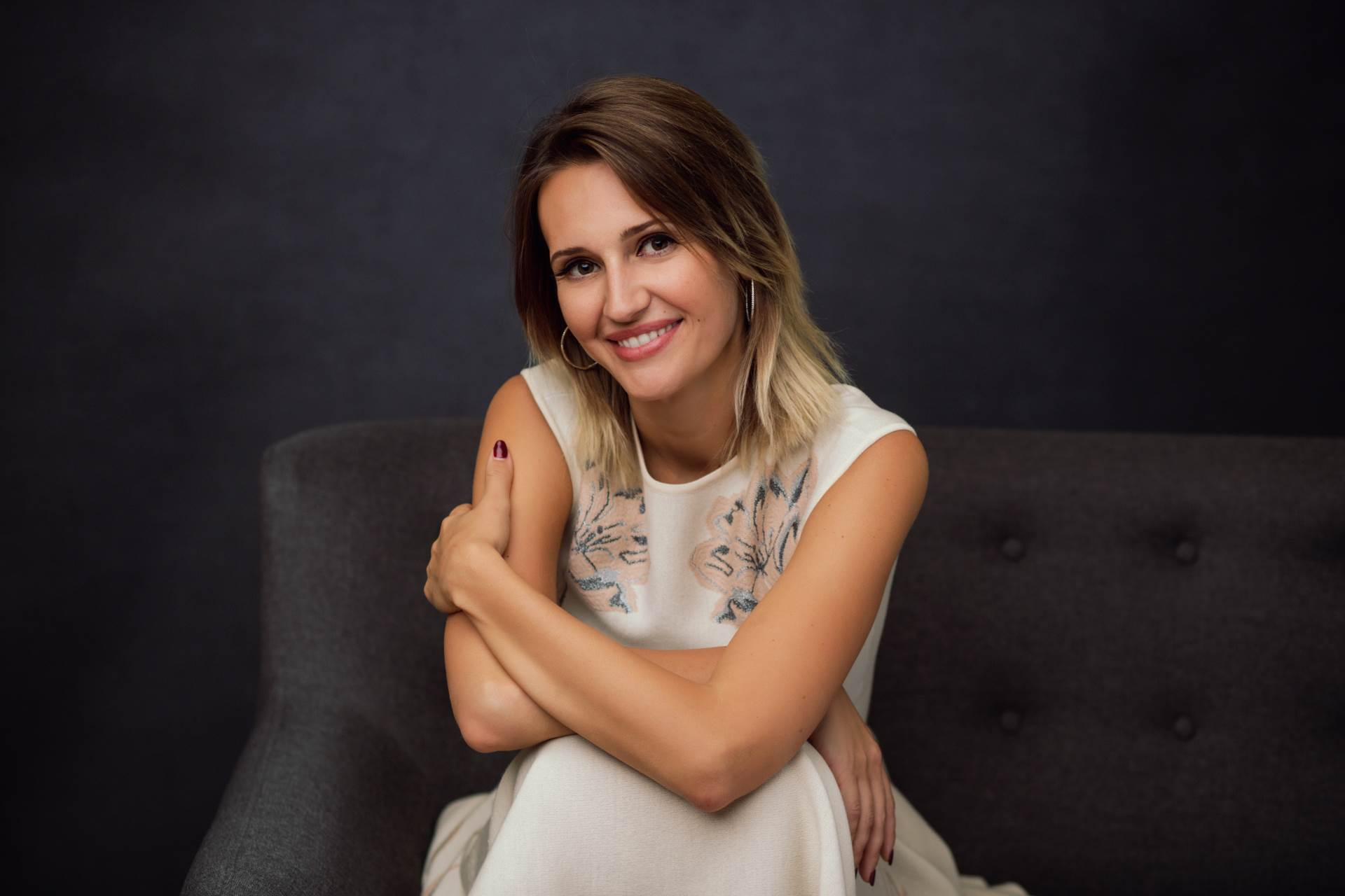 Iva Babović, predsjednica Forever Friends fondacije