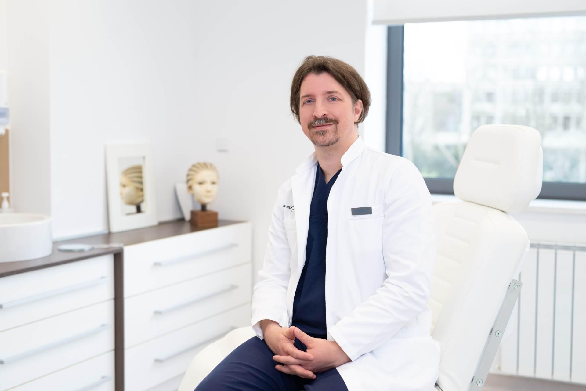 dr. Tomica Bagatin, specijalist maksilofacijalne kirurgije, sub. plastične kirurgije glave i vrata