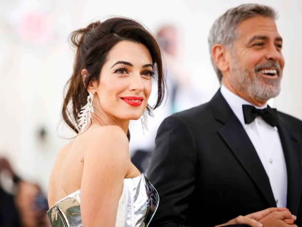 George Clooney i Amal Alamuddin se vjencali 2014. godine