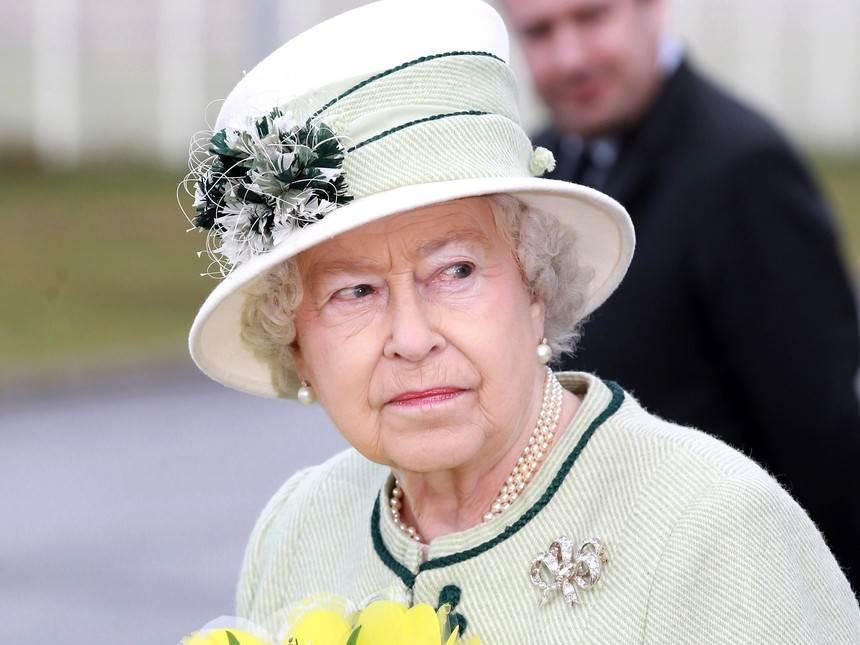 Kralijca Elizabeta II.