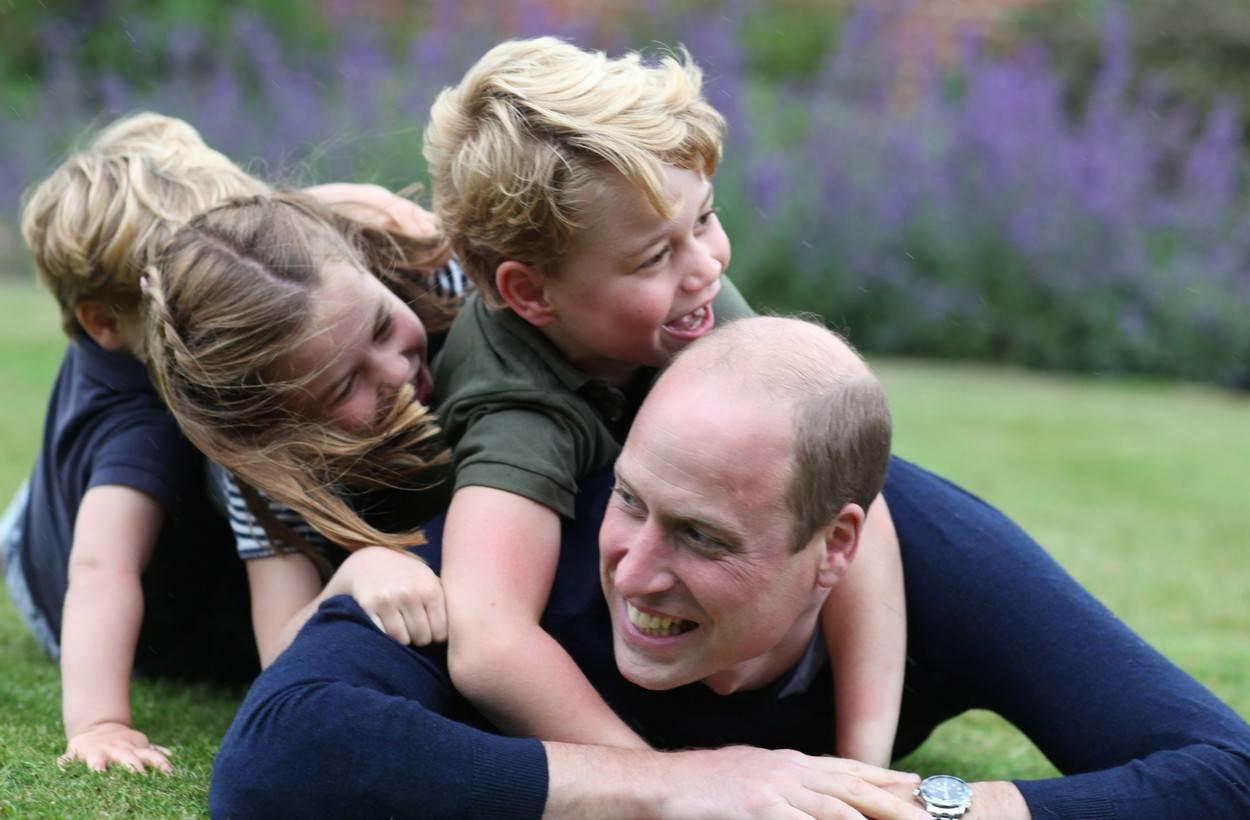 Princ William s djecom