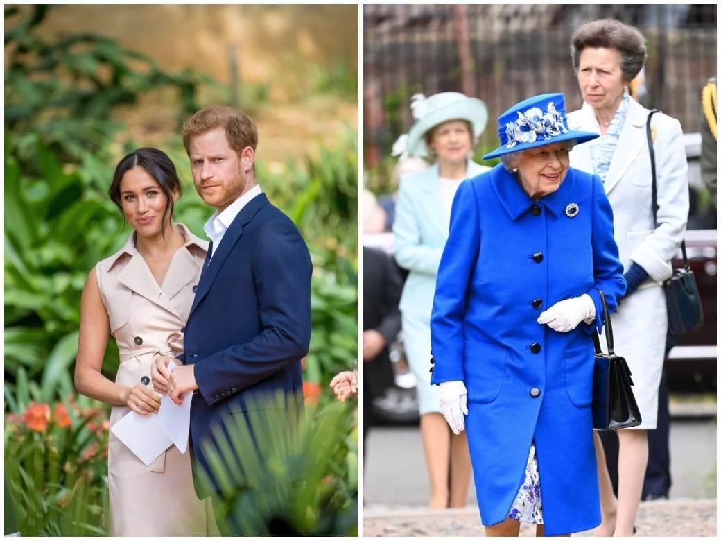 kraljica harry meghan