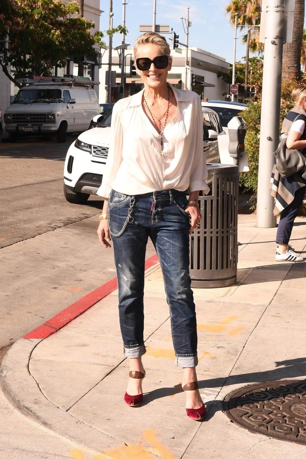 Slavna glumica snimljena nedavno na Beverly Hillsu