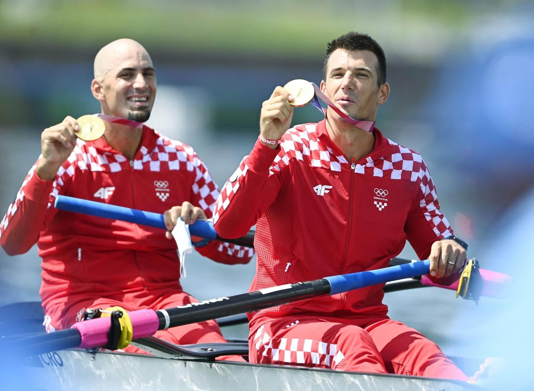 braca sinkovic osvojila zlato na olimpijskim igrama