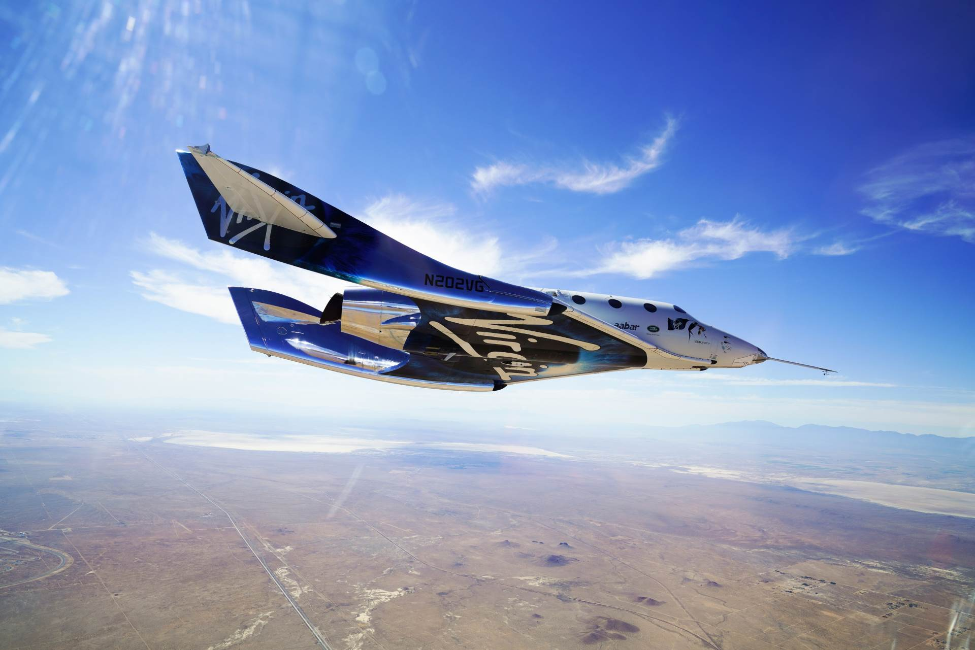 Virgin Galactic svemirska letjelica