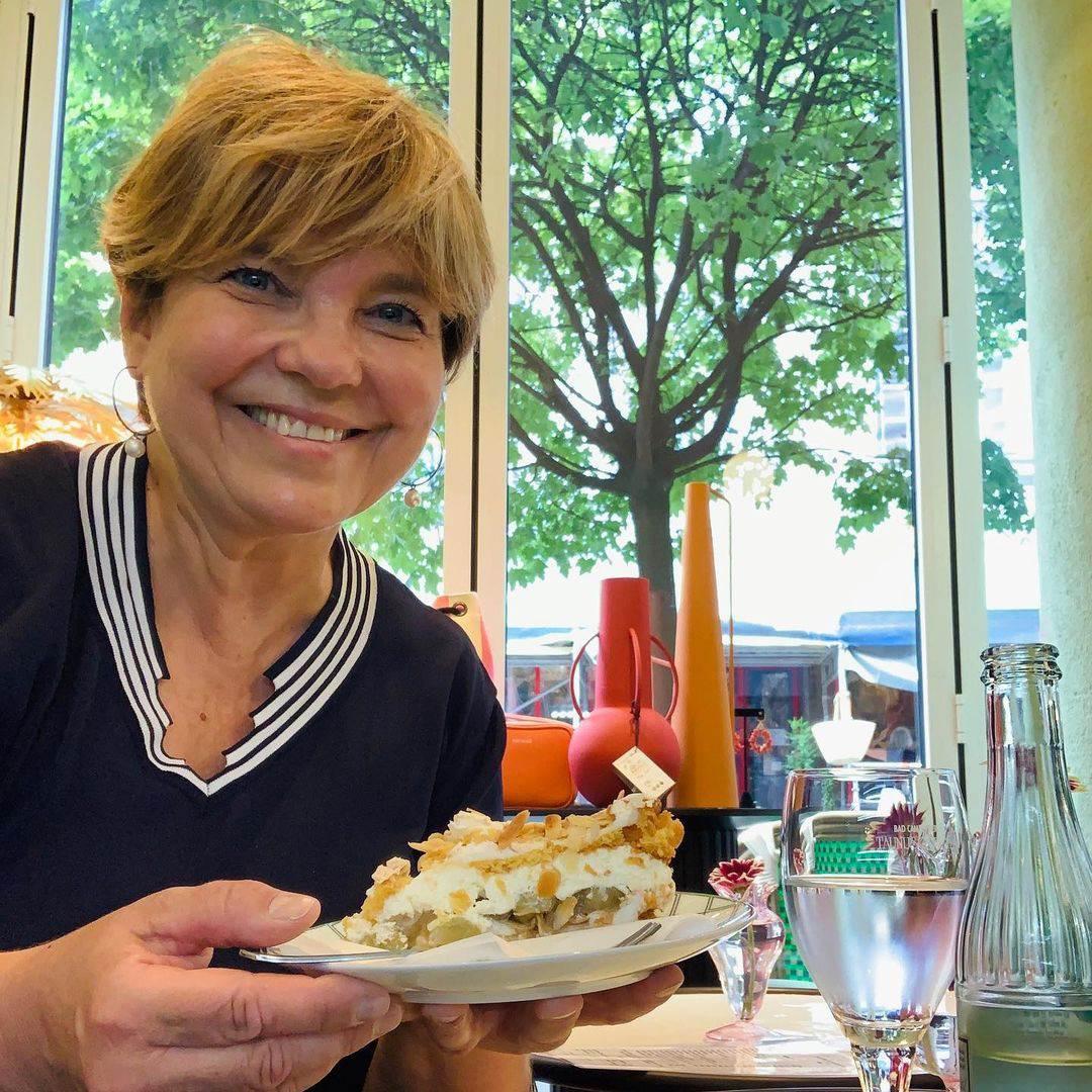 Karmela Vukov-Colic obozava kuhati