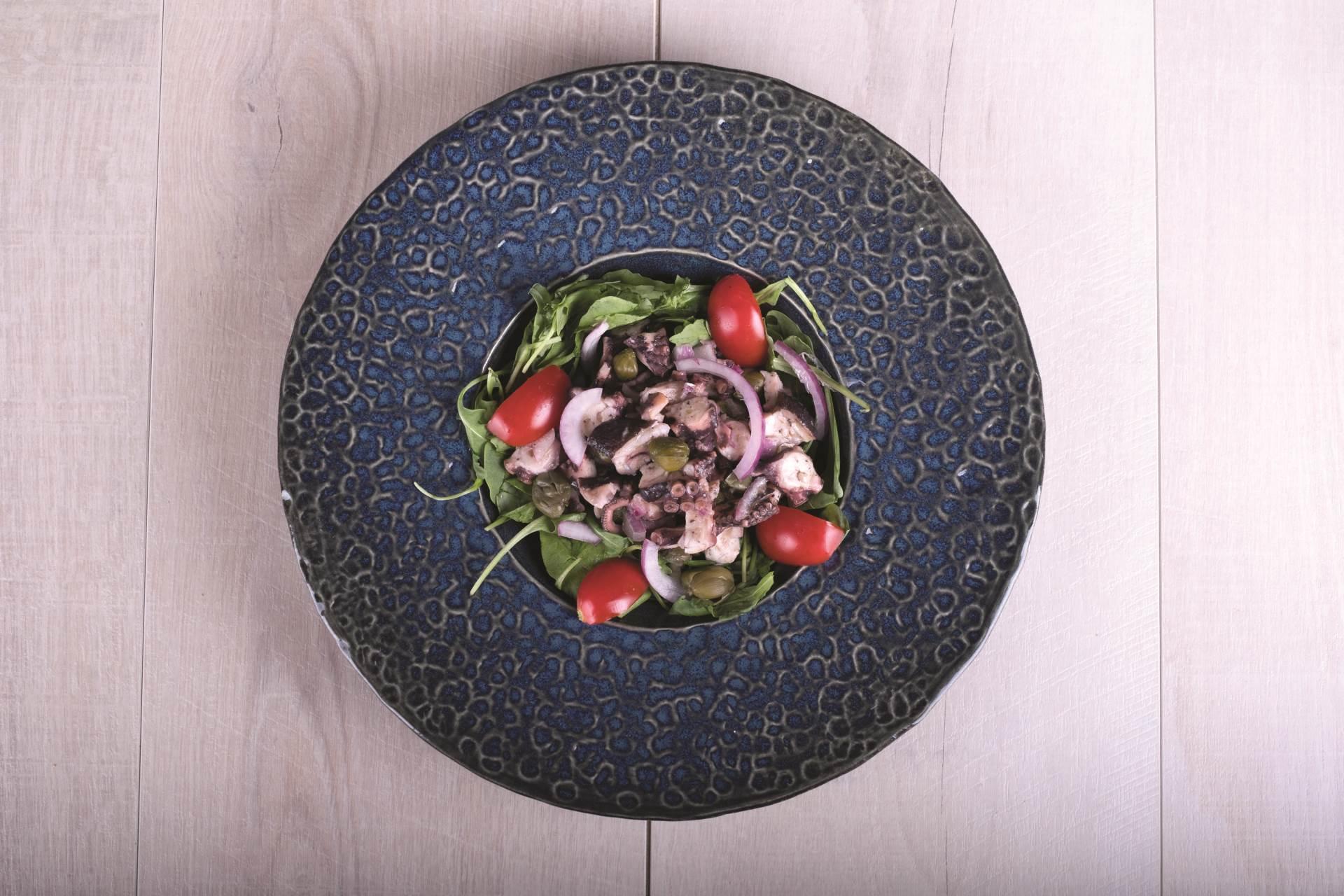 Salata od hobotnice by Karmela Vukov-Colic