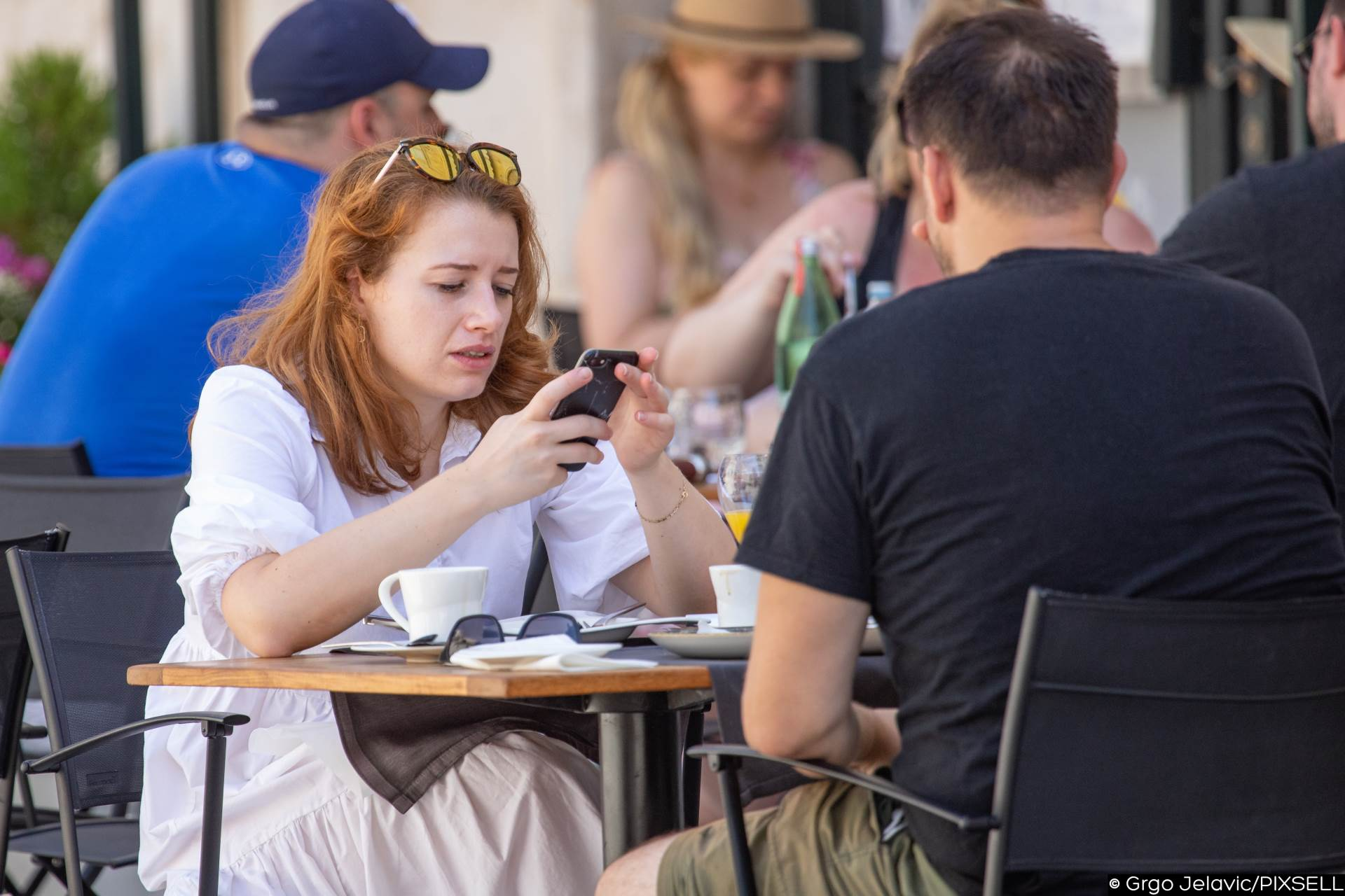 Mate Jankovic s djevojkom u Dubrovniku