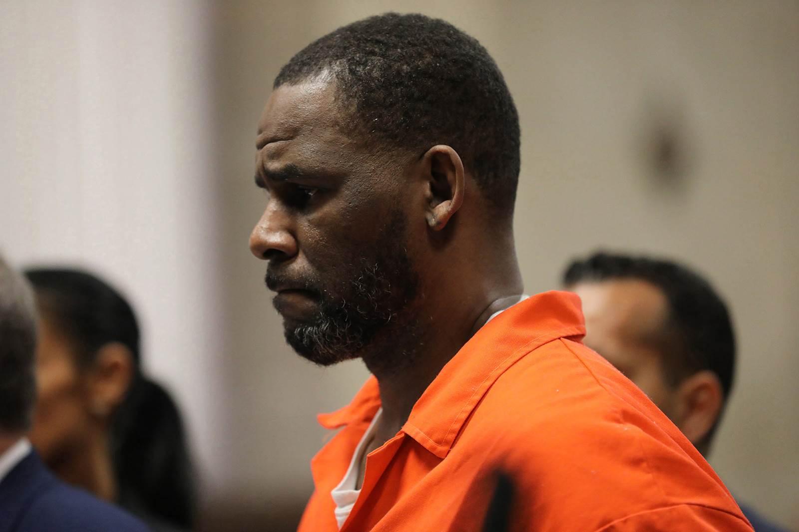 R. Kelly je u zatvoru dvije godine