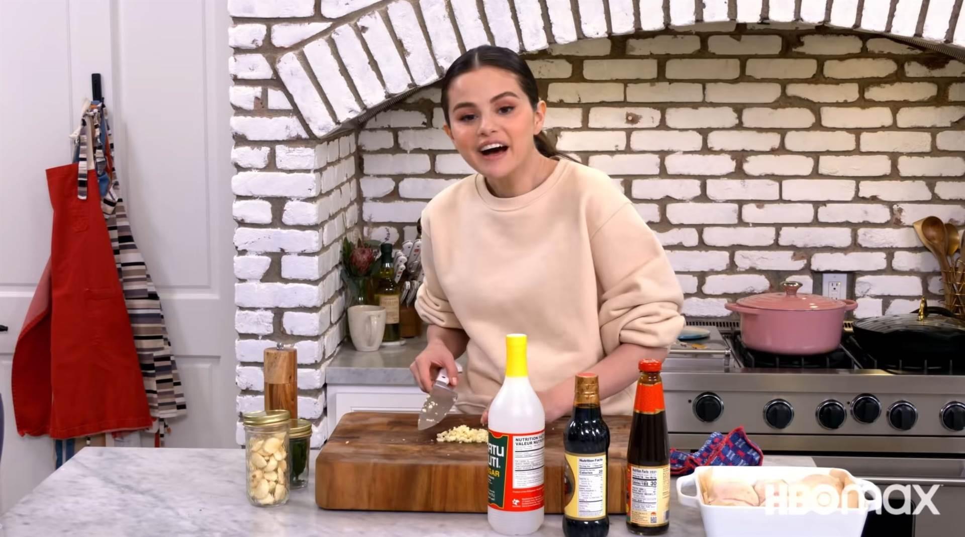 I Selena Gomez ima svoj kulinarski show