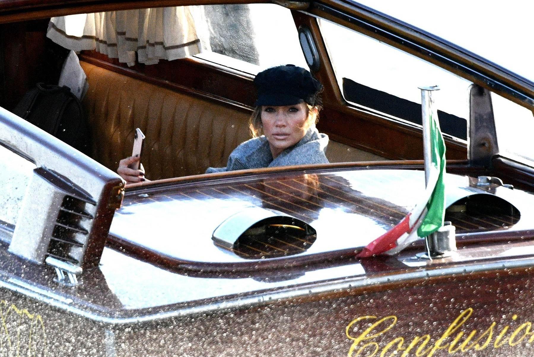 Jennifer Lopez u Veneciji