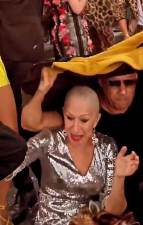 Helen Mirren i Vin Diesel se skrivaju ispod kabanice