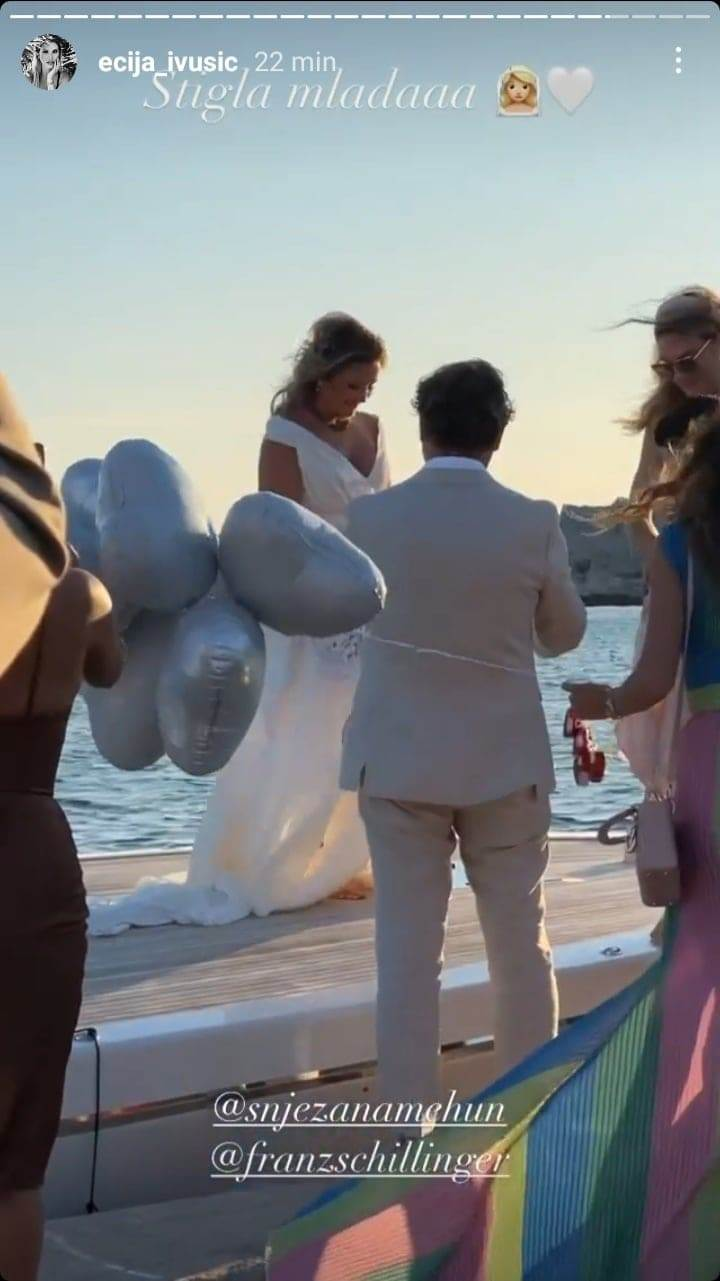 snjezana mehun vjencanje