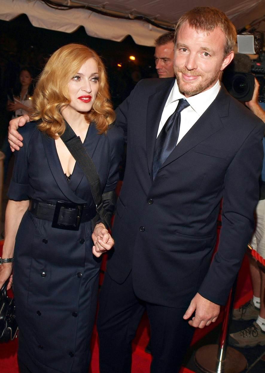 Madonna i Guy Richie