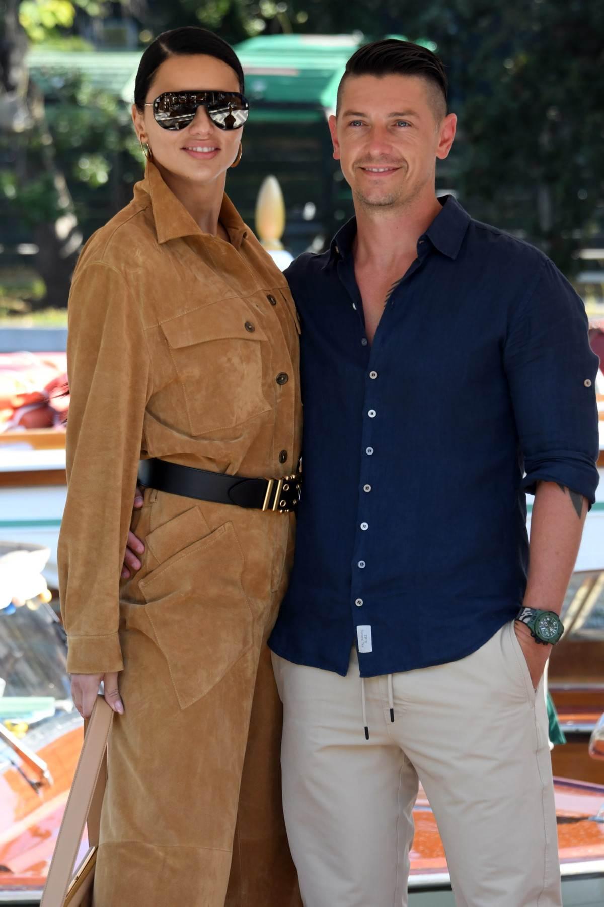 Adriana Lima i Andre Lemmers u Veneciji