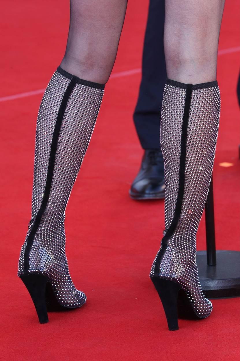 Charlotte Gainsbourg na filmskom festivalu u Veneciji