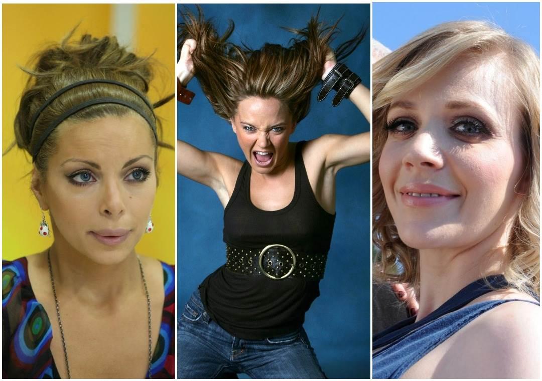 Nikolina Ristović, Maja Šuput i Jelena Rozga