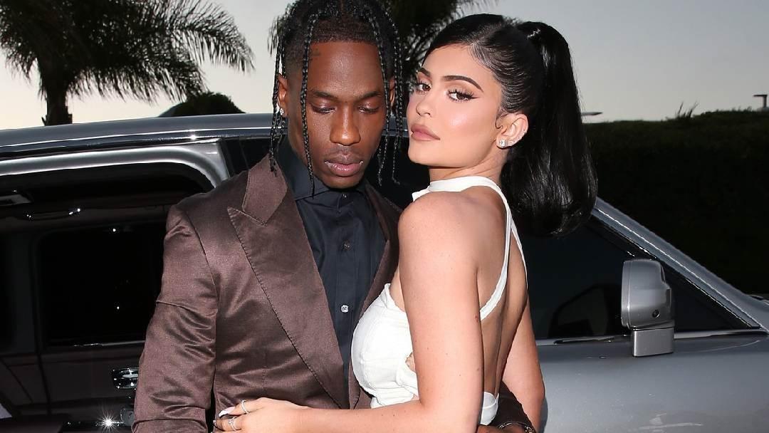 Kylie Jenner i Scott Disick
