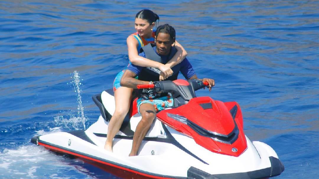 Kylie Jenner i Travis Scott