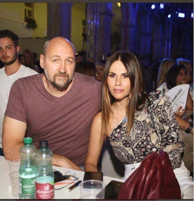 Viktorija Rađa i Dino Rađa