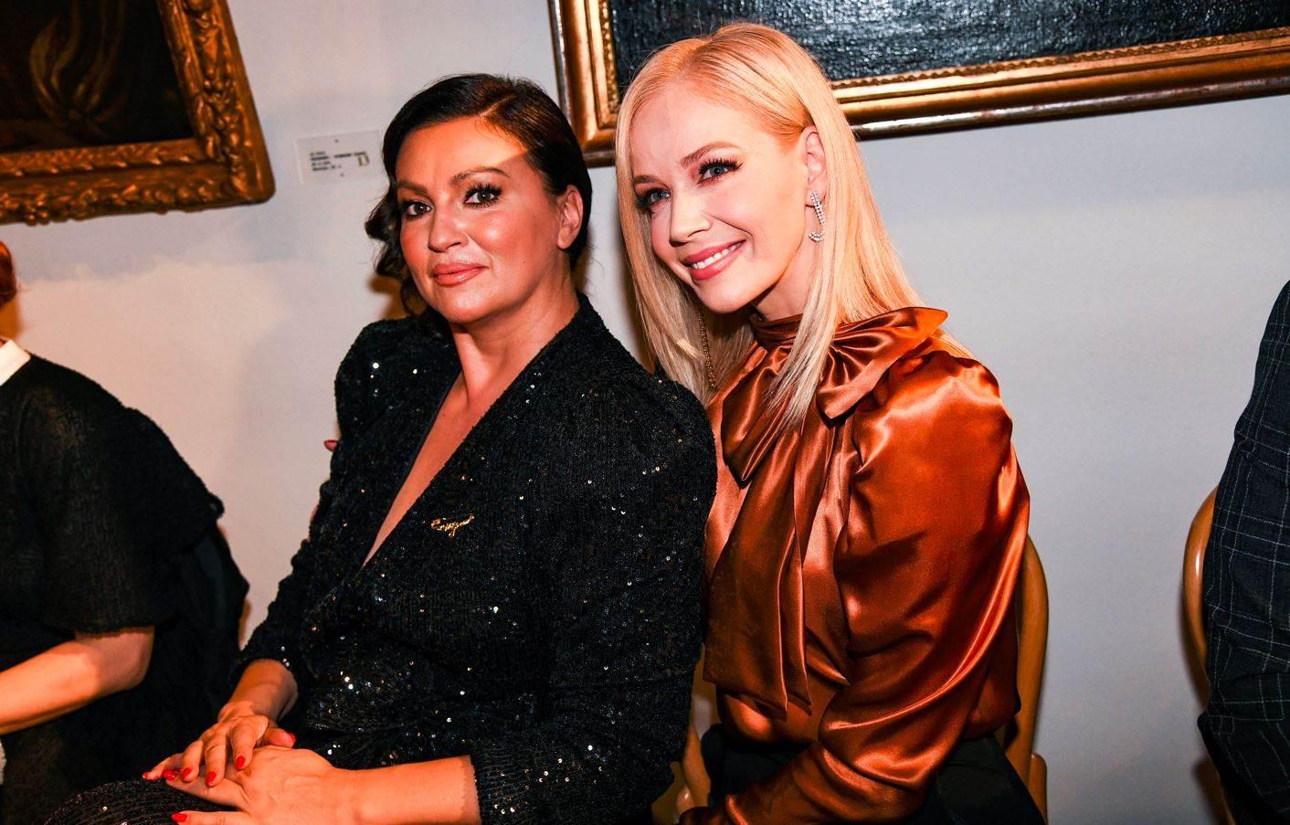 Jelena Rozga i Nina Badrić