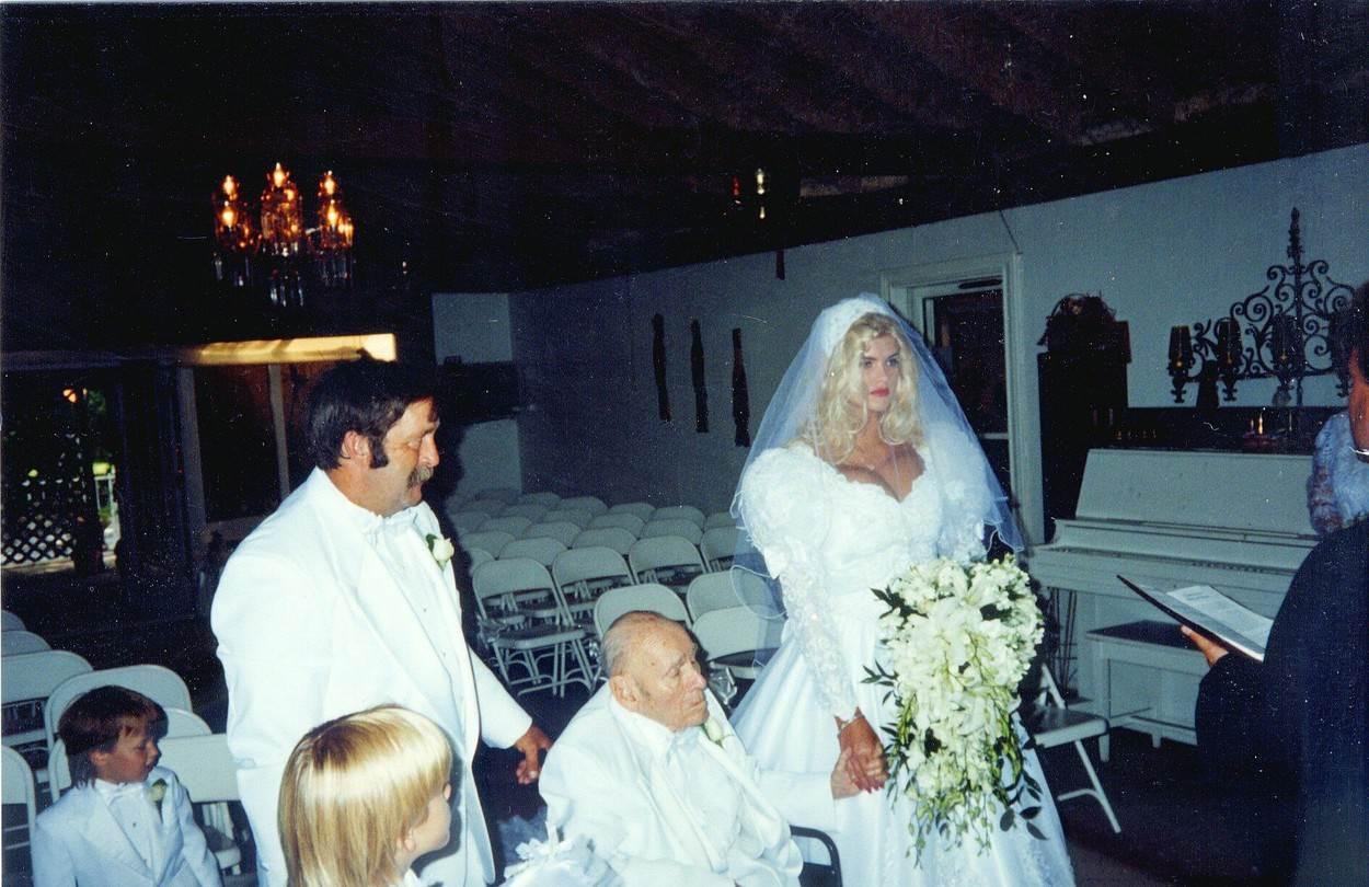 Anna Nicole Smith i J. Howard Marshall