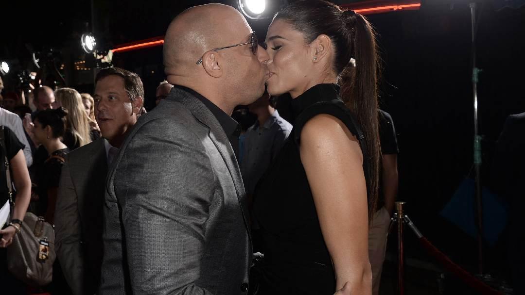 Vin Diesel i Paloma Jimenez