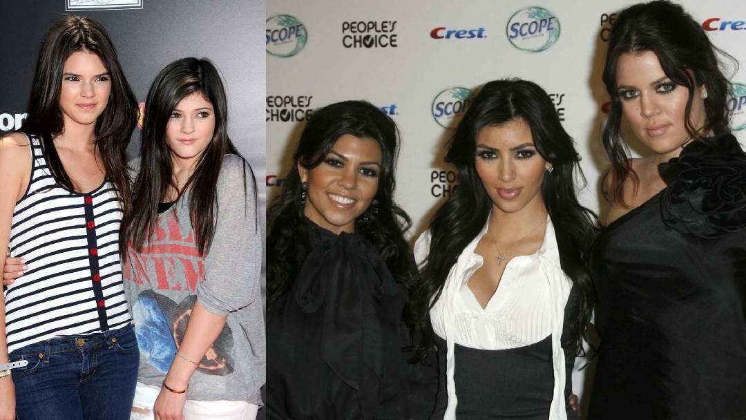 Kardashian-Jenner sestre