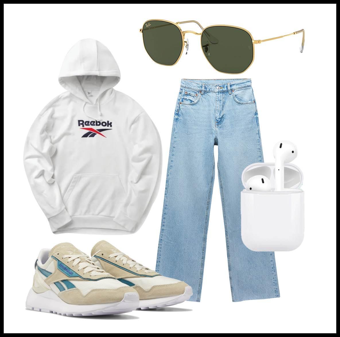 Što svaki zumer mora imati u ormaru? Reebok Classic Leather Legacy AZ tenisice, koje - uz dobre traperice i hoodicu - predstavljaju ultimativni look