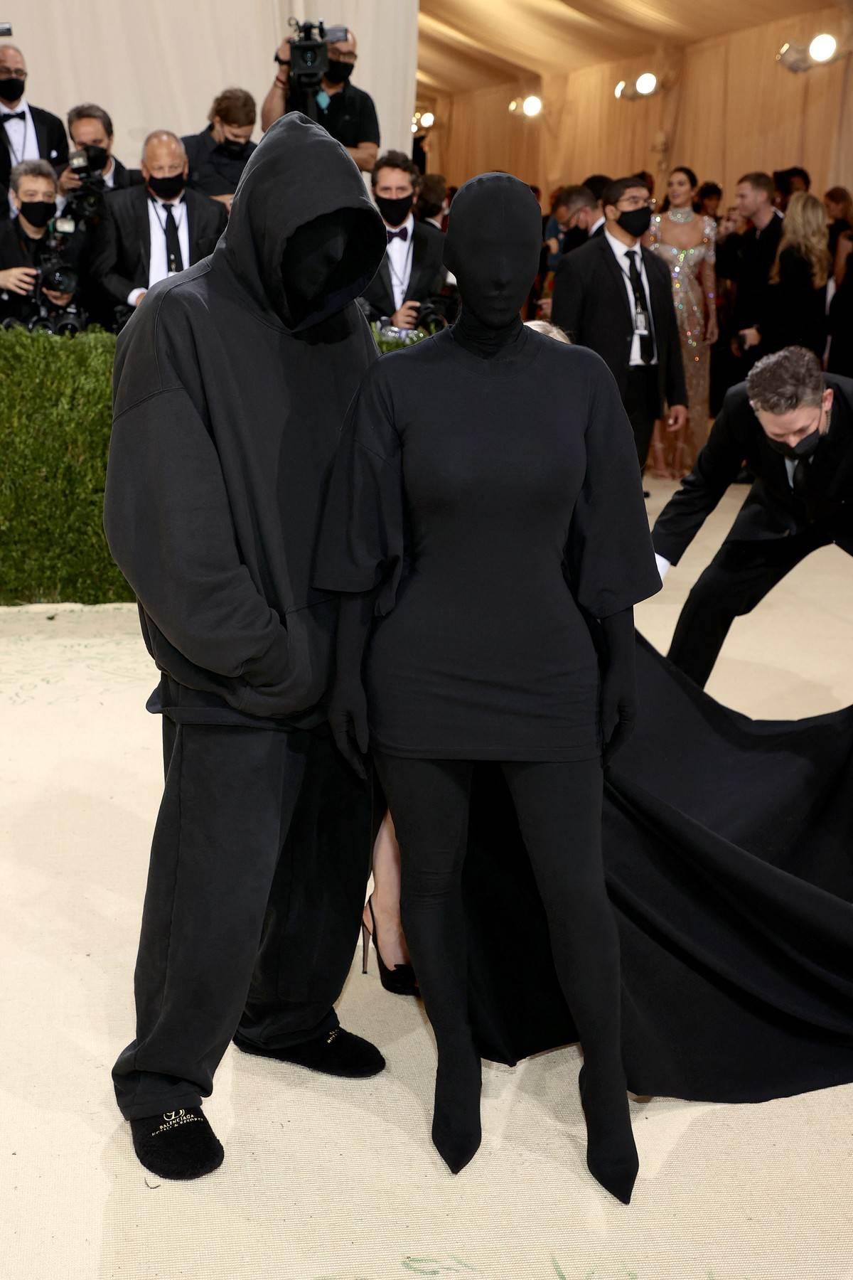 Kim Kardashian i nepoznati muškarac