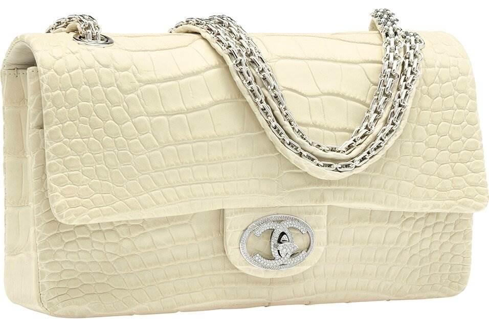 Chanel 'Diamond Forever' Handbag