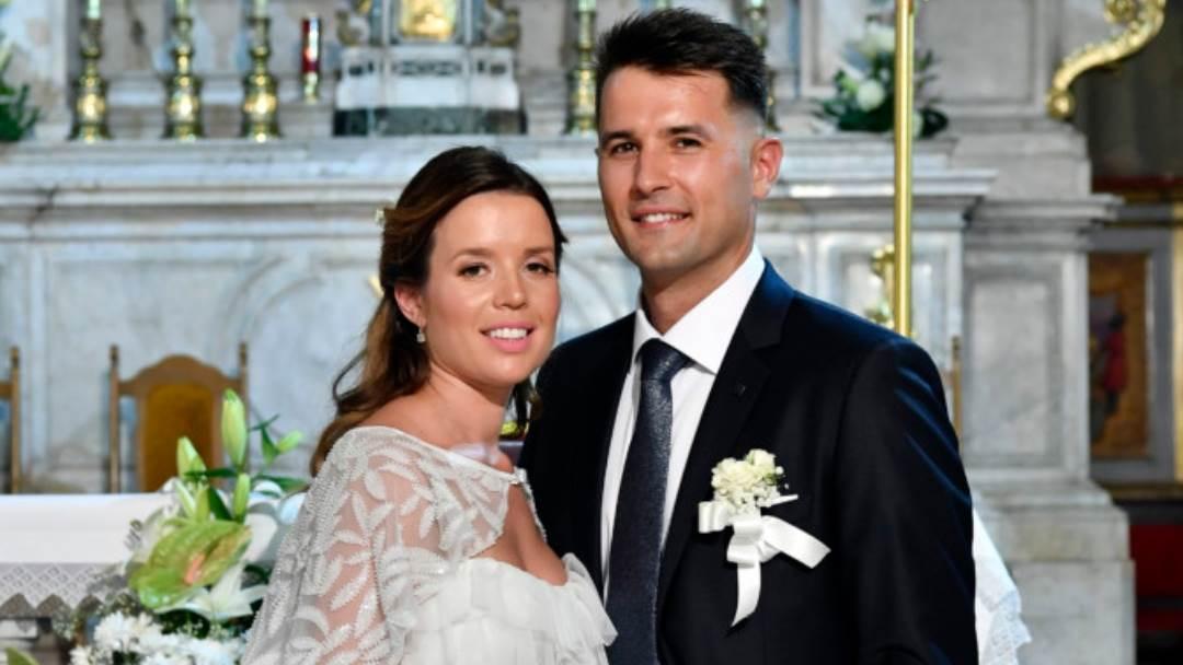 Ana Zaninović i Duje Đapić