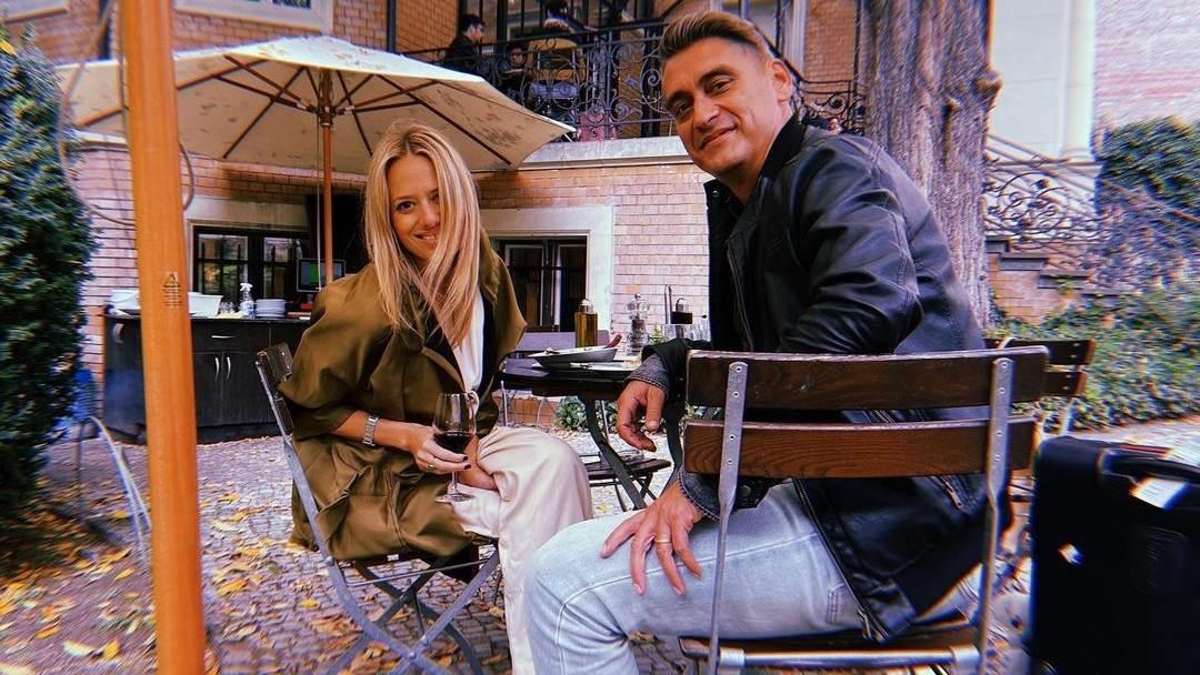 Jelena Veljača i Vito Turšić