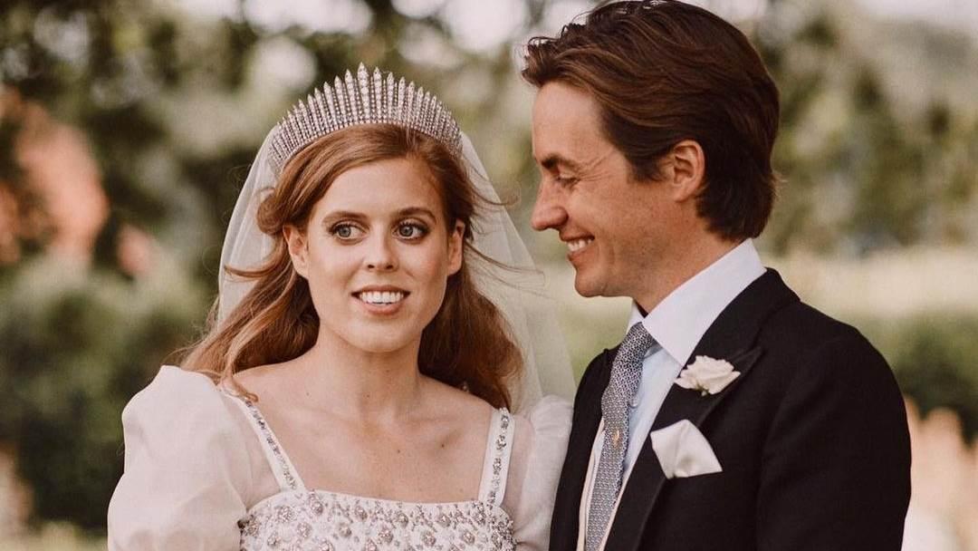 Princeza Beatrice i Edoardo