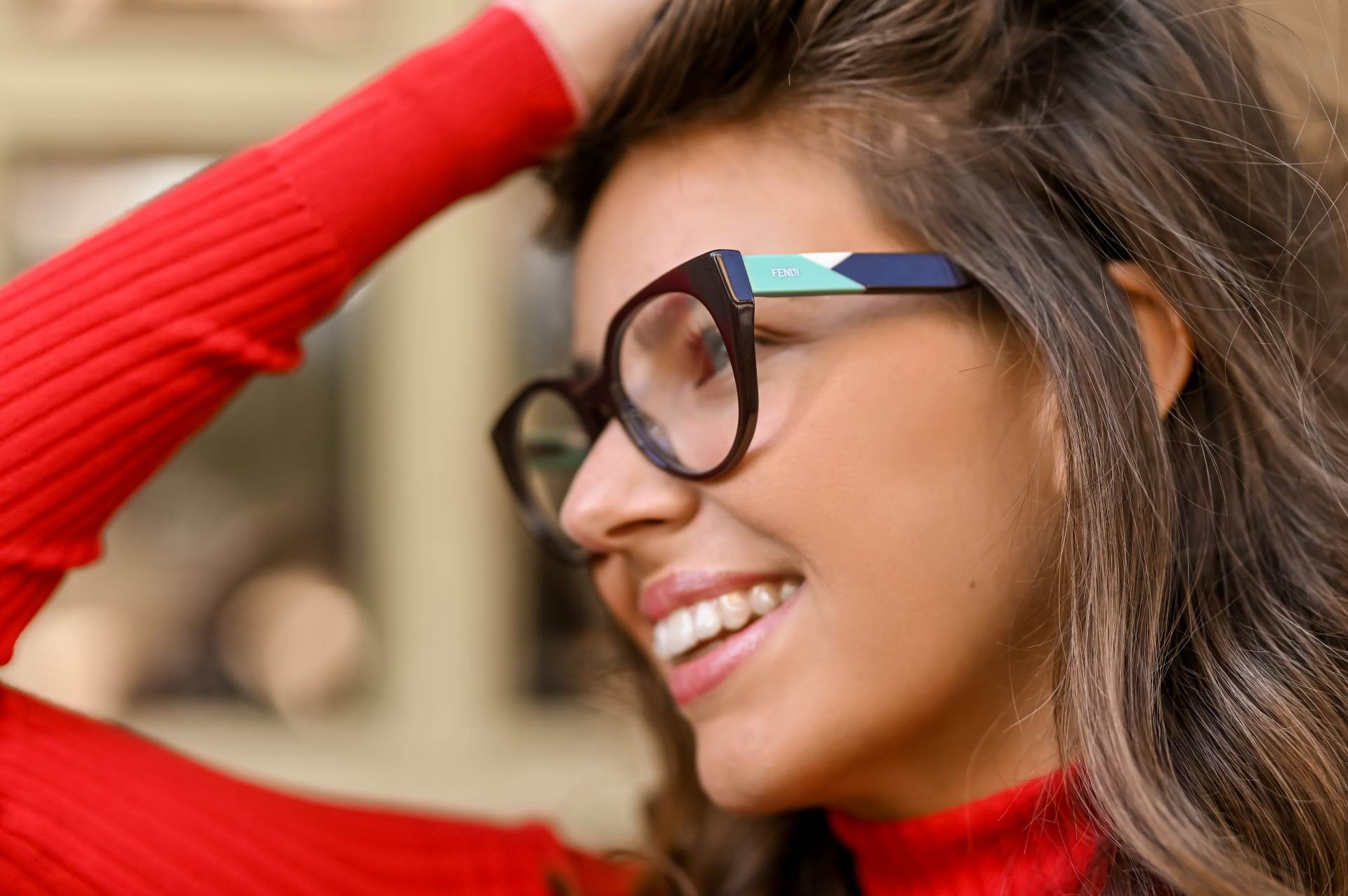 Naočale Fendi (Optotim) 2076,88 kn -30% 1453,82kn