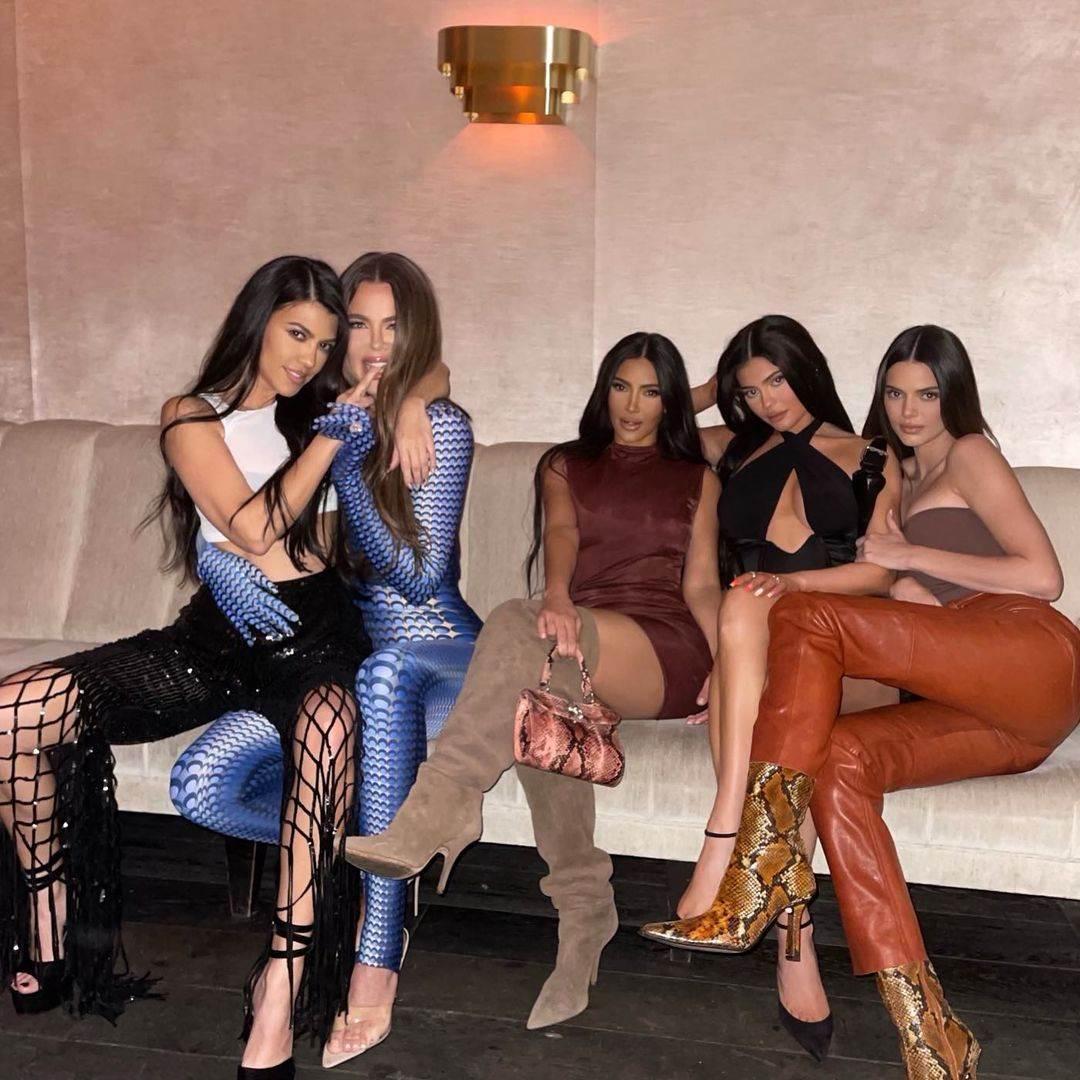 Kardashian Jenner sestre