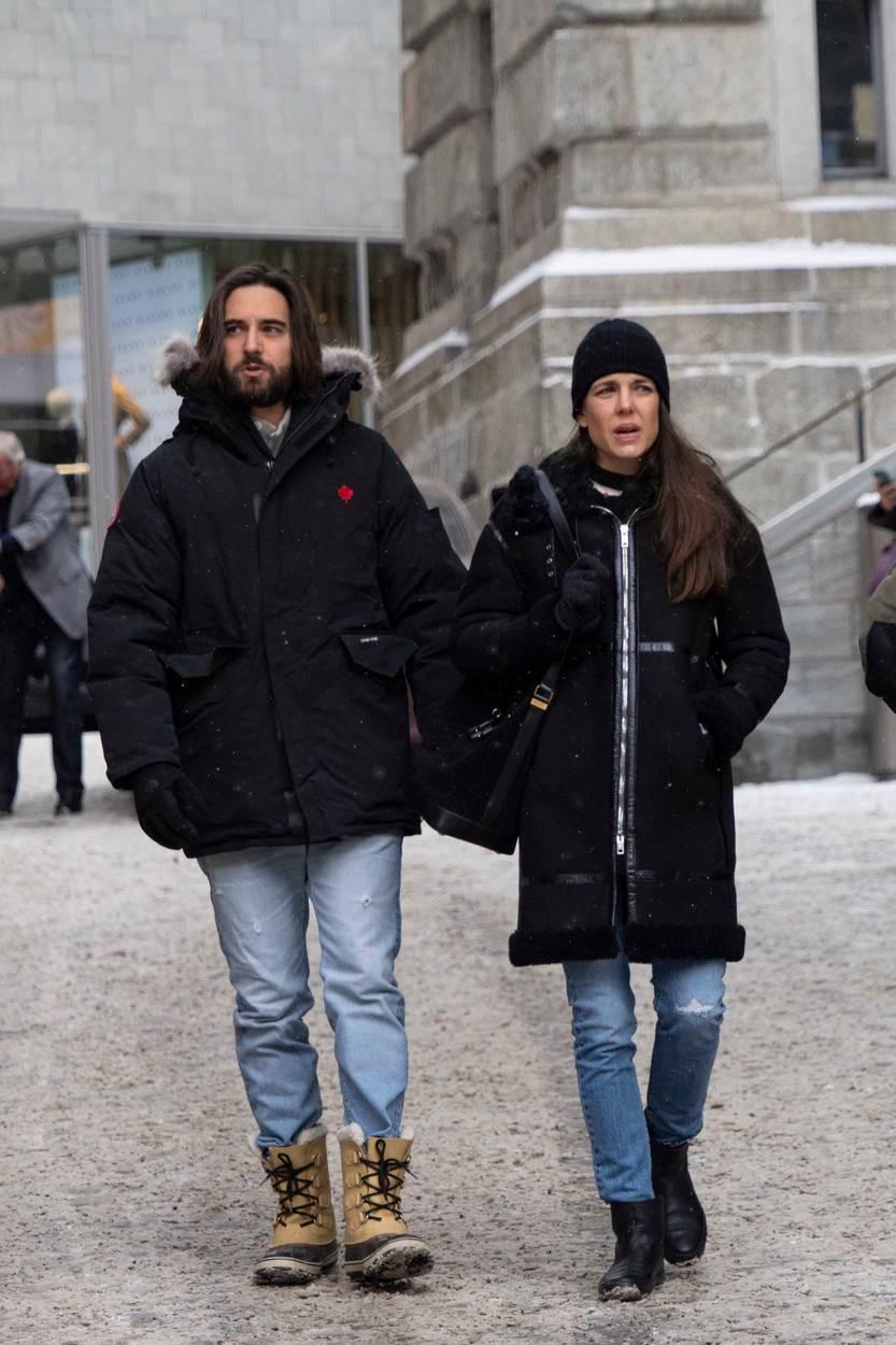 Charlotte Casiraghi i Dimitri Rassam