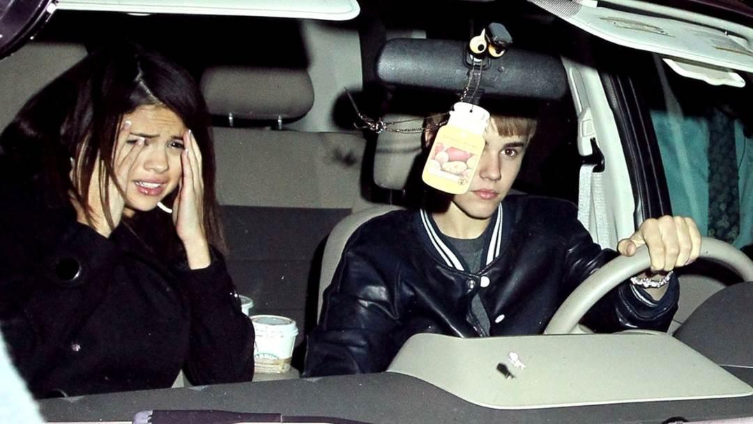 Justin Bieber i Selena Gomez