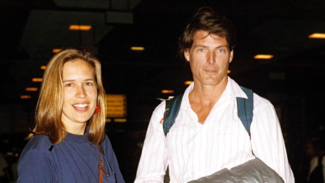 Christopher Reeve i Dana Reeve