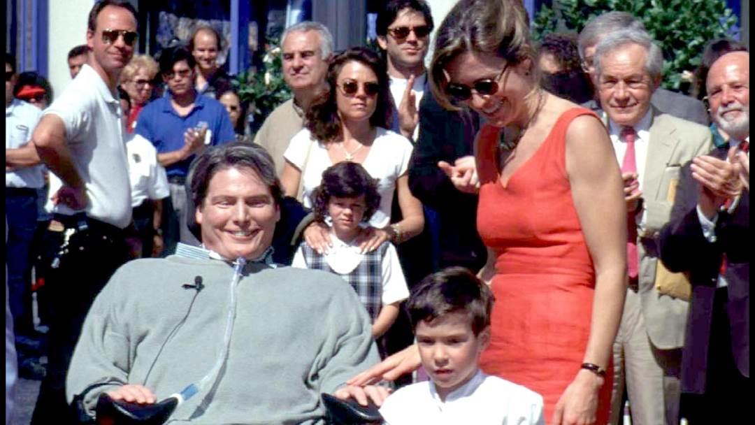 Christopher i Dana Reeve