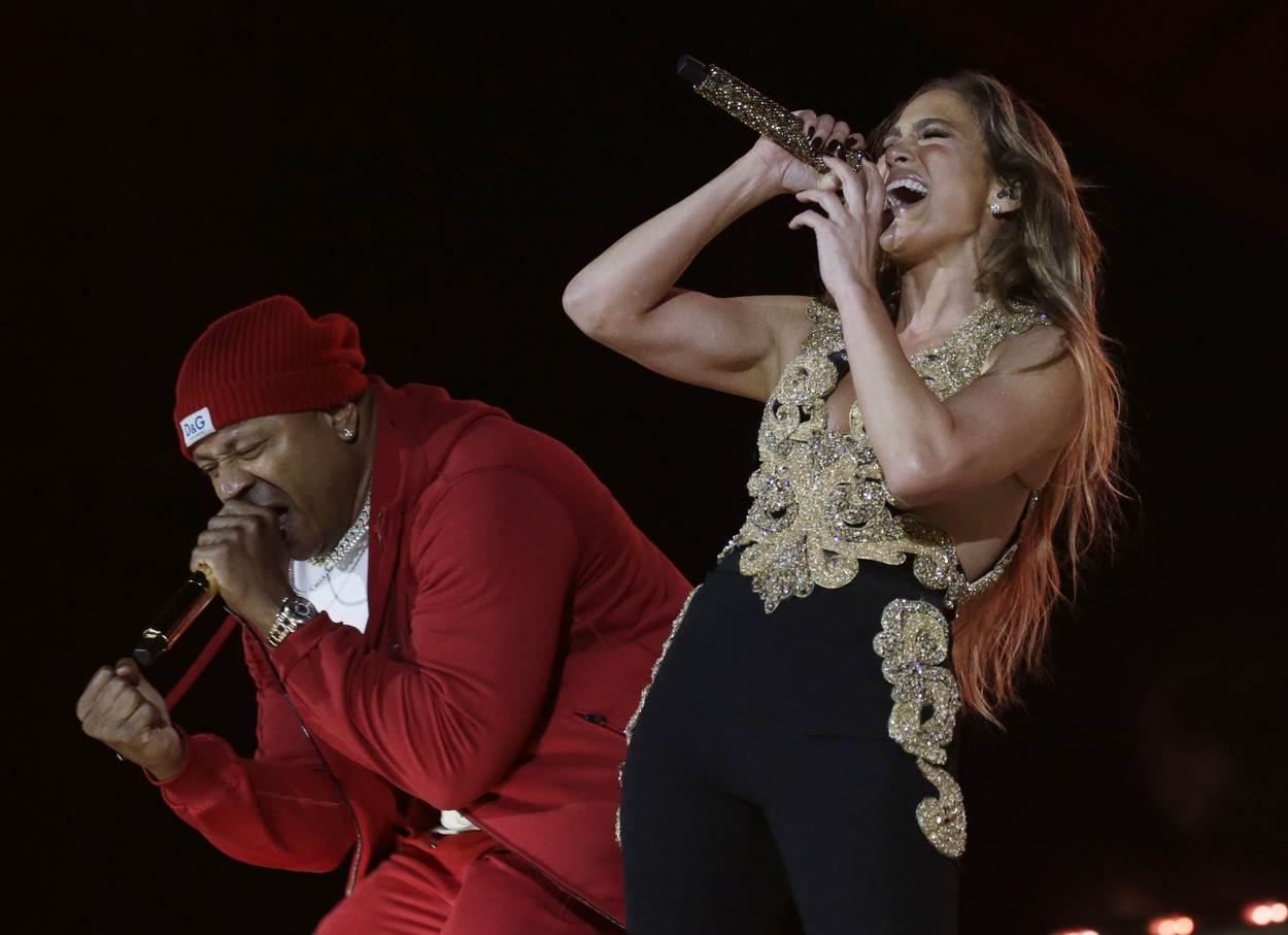 Jennifer Lopez i Ja Rule