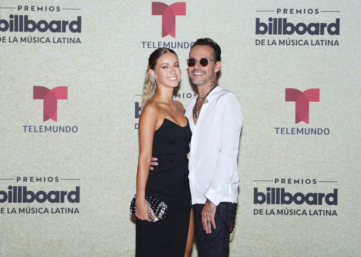 Marc Anthony i Madu Nicola