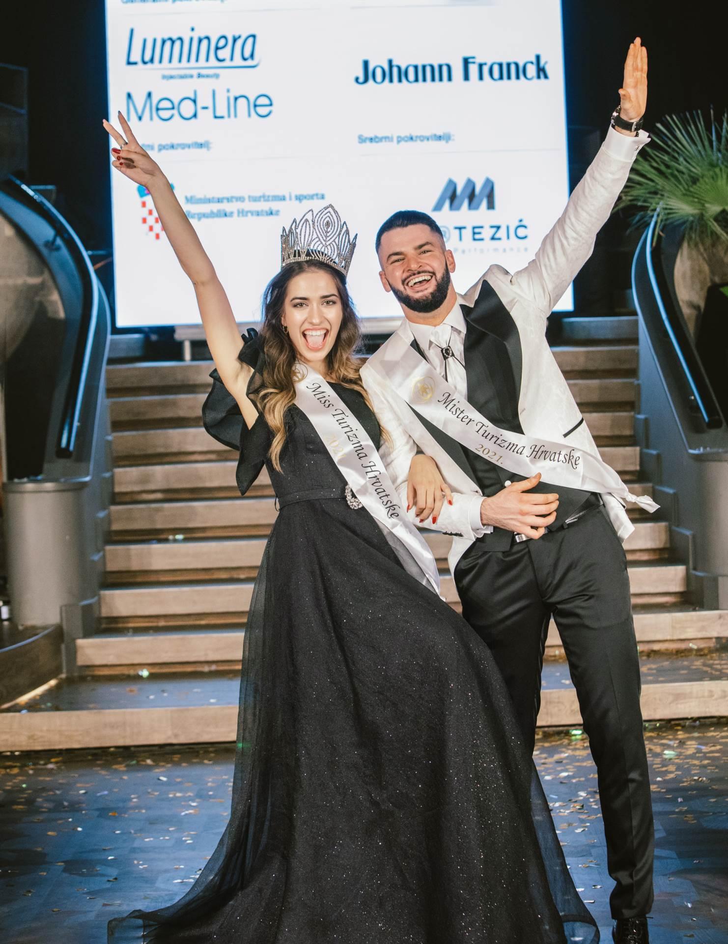 Miss i Mister turizma Hrvatske 2021.